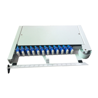 GPJ-04 FTTH Fiber Optic ODF Patch Panel